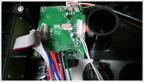ボタン接続基板