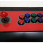 [ゲーム雑記] リアルアーケードPro.V HAYABUSA for Nintendo Switchのレバーを三和電子のJLF-TP-8YT-SK-Kに、ボタンをGamerFinger製に変更してみた。